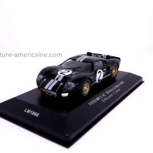 GT40 miniature 1/43