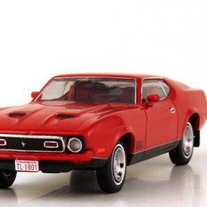 Mustang mach1 1/43