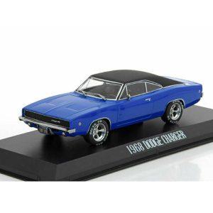 Dodge charger christine 1/43
