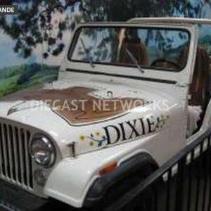 Jeep daisy