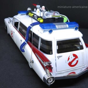 cadillac ghostbusters 1959 1/18