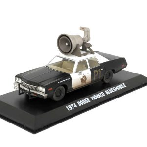 dodge blues brothers 1/43