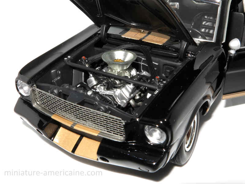 mustang miniature Shelby GT350H ACME