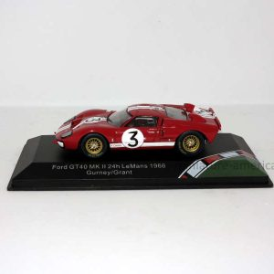 Ford gt40 miniature