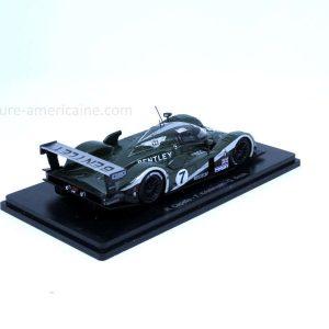 Bentley 24h Le Mans Spark 1/43