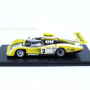 Renault Alpine Le Mans Spark 1/43