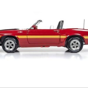 Mustang Convertible Shelby GT500 1970 1/18
