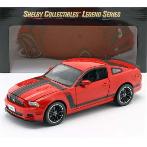 Shelby Mustang 1/18