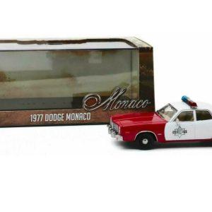 Dodge dukes police 1/43