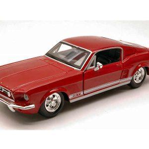 Mustang GT 1967 1/24