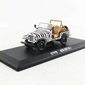 Jeep CJ7 1/43