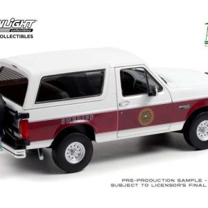 Ford Bronco Longmire 1/18