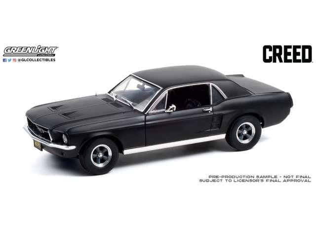 Mustang Creed 1/18