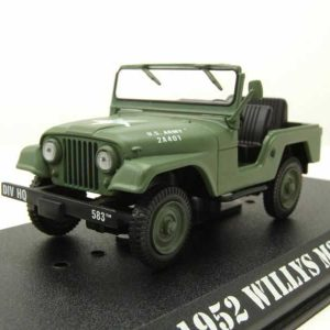 Jeep Willys mash 1/43