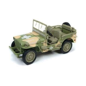 Jeep Willys 1/18