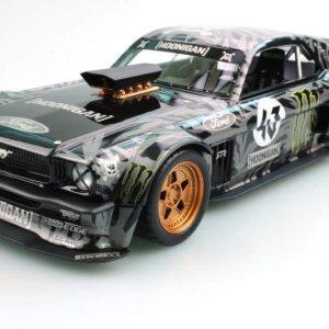 Mustang hoonigan 1/18