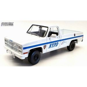 Chevrolet-cucv-m1008-nypd 1/18
