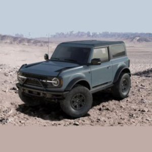 Ford Bronco 1/18