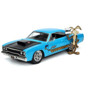 Plymouth Road Runner Coyote 1/24