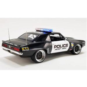 Camaro Police interceptor GMP 18935 1/18